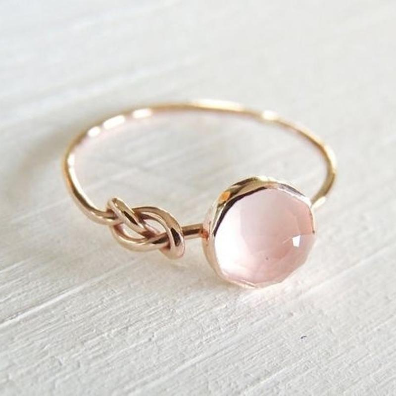 Cute Moonstone Ring