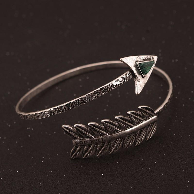 Bohemian Arrow Bangle