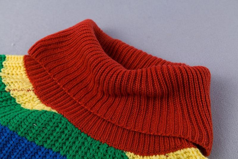 Classic Rainbow Sweater
