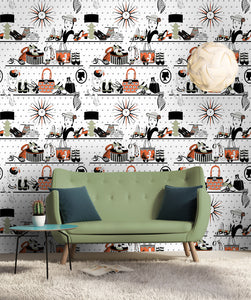 Accessorise (Colour) - Wallpaper Samples