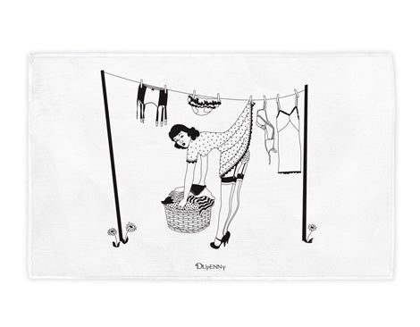 Peggy - Tea Towel