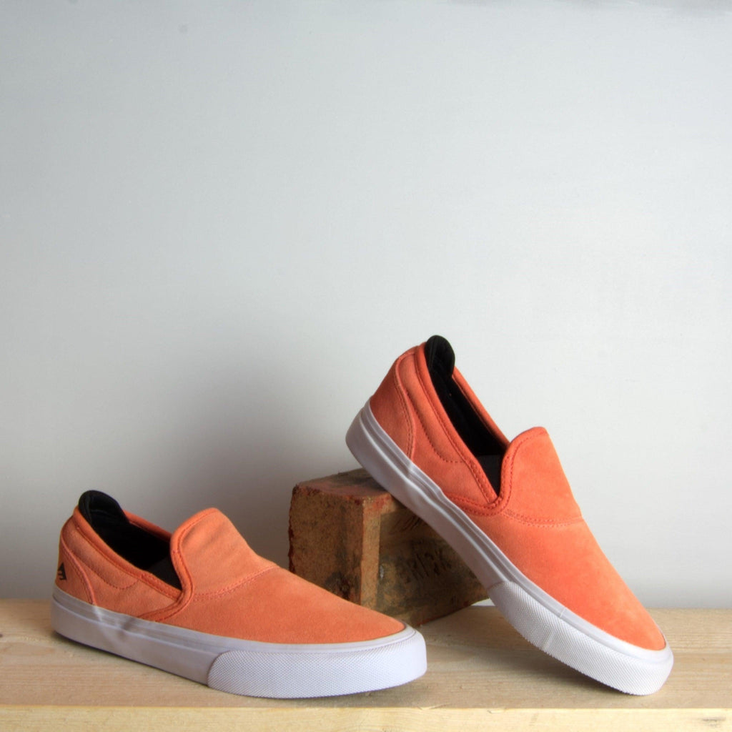Emerica - Wino G6 - Slip on - Peach