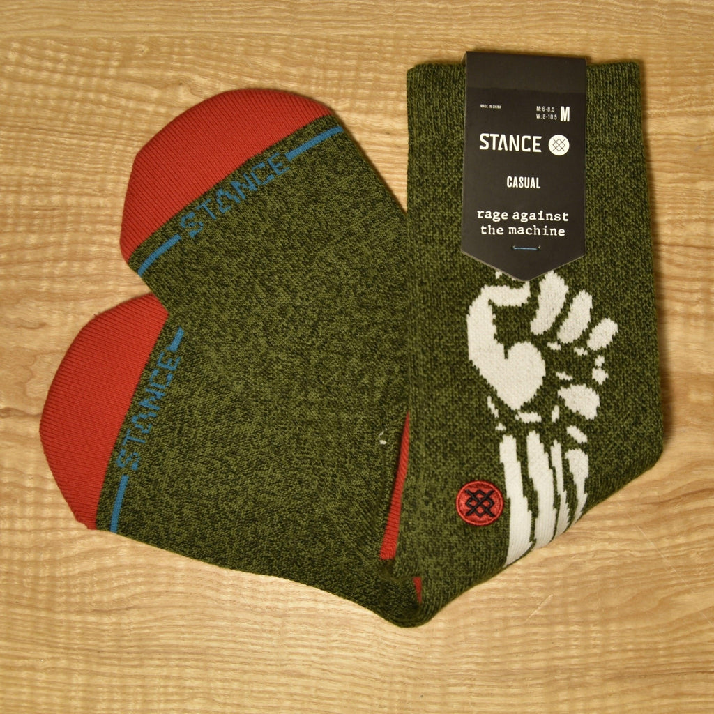 Stance Socks - R.a.t.m - Renegades - Casual Socks