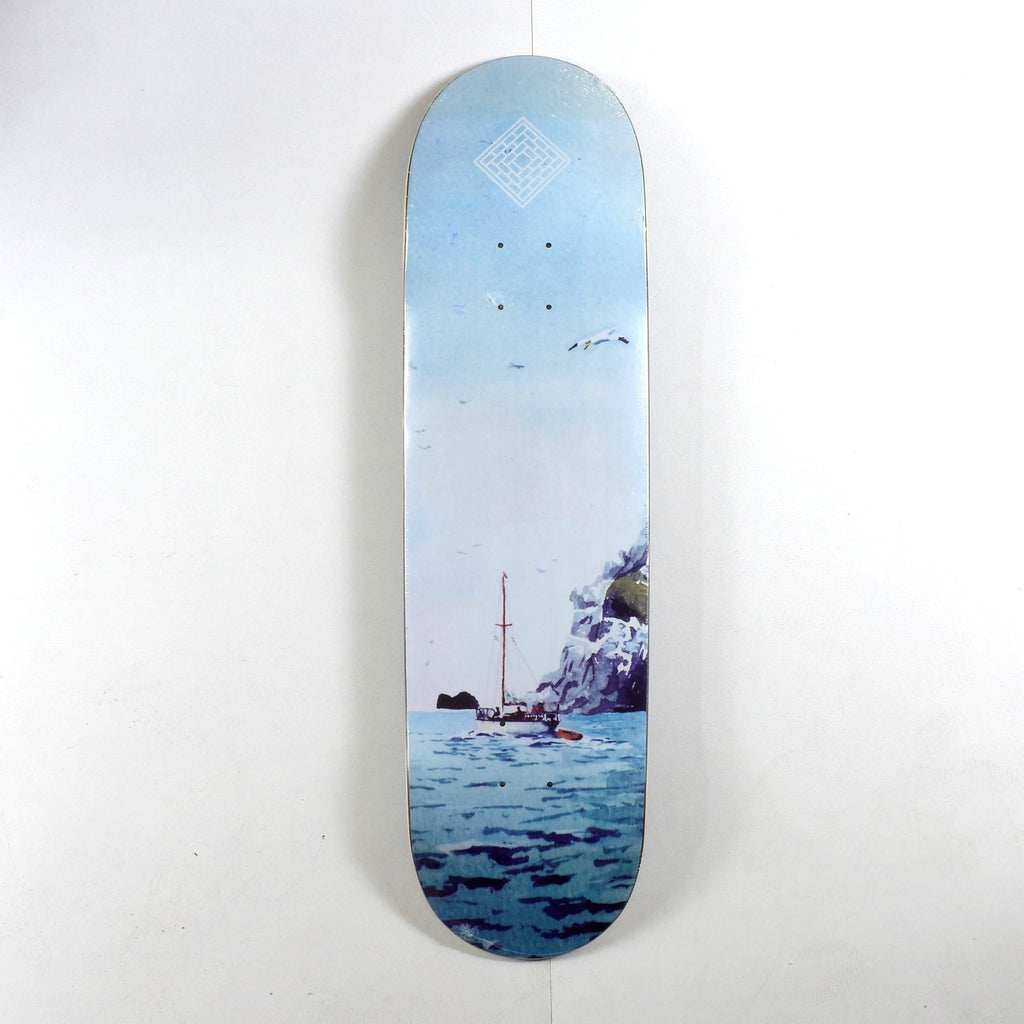 National Skateboard Co - Sailing boat - High Concave - 8.5 x 32.1