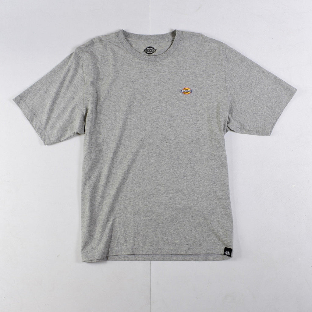 Dickies - Stockdale - Short Sleeve Tee Shirt - Grey Melange