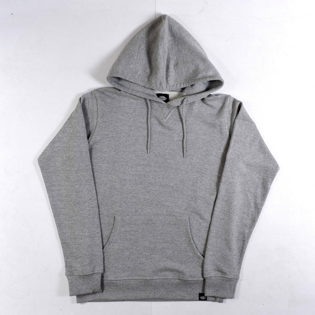 Dickies - Philadelphia - Knitted - Pull over Hoodie - Grey Melange