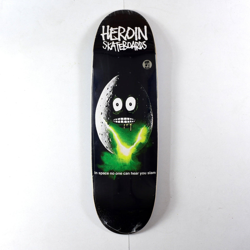 Heroin Skateboards - The Alien Egg - 9.4 x 32.25