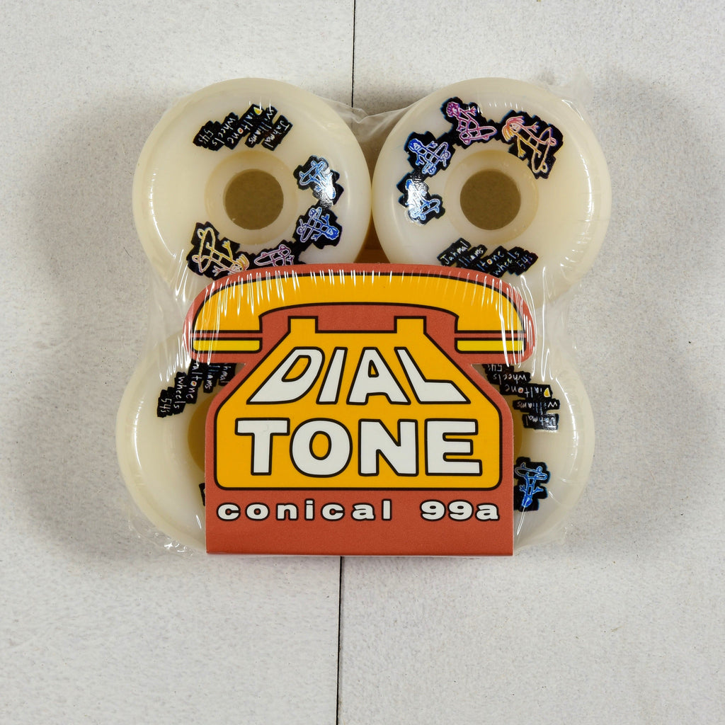 Dial Tone - Williams - Doodles - Conical's - 99a - 54mm