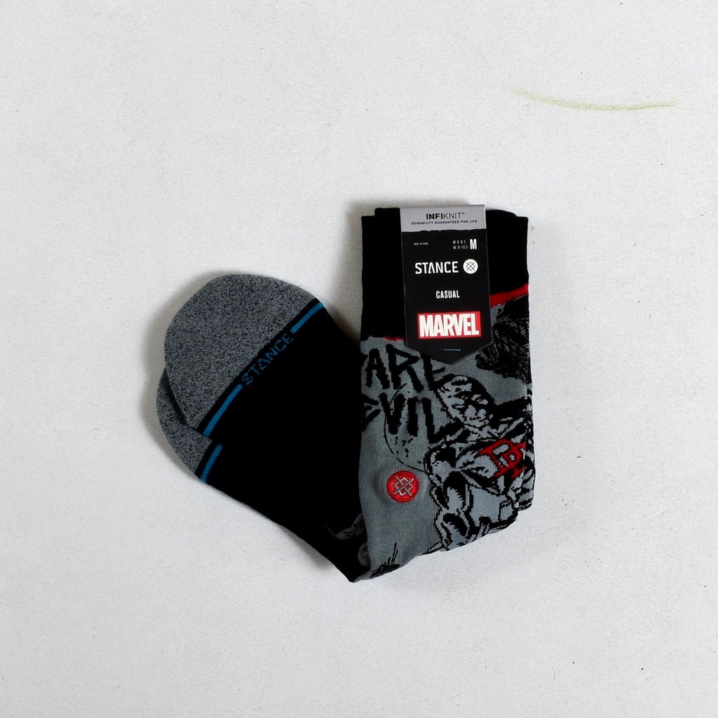 Stance Socks - Marvel - The Dare Devil - Medium Cushioned - Infinknit - Socks