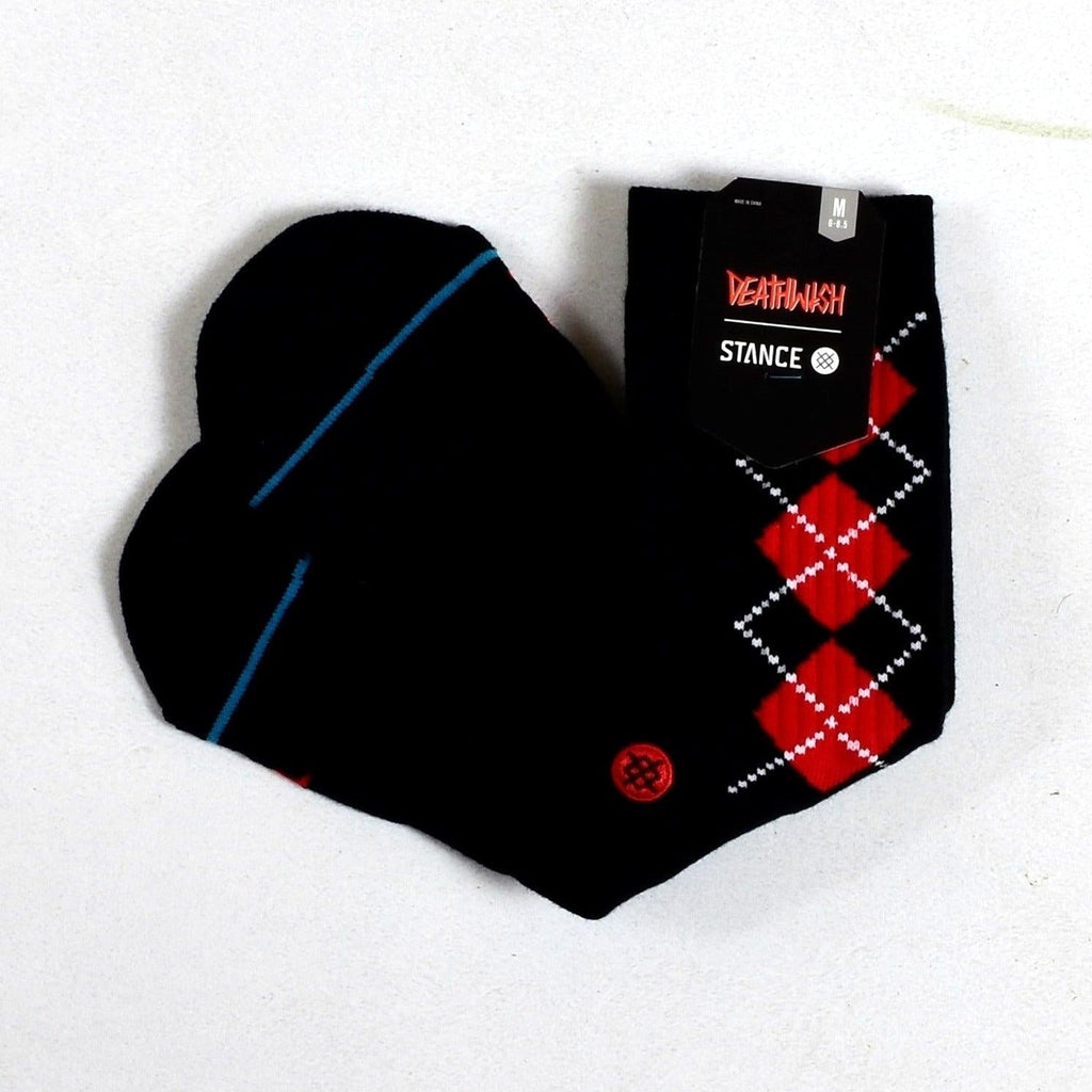 Stance Socks - Deathwish - Medium Cushion - Pro Skate