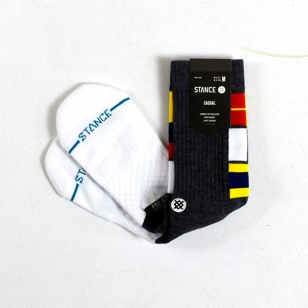 Stance Socks - Captain Stan - Classics - Medium Cushion