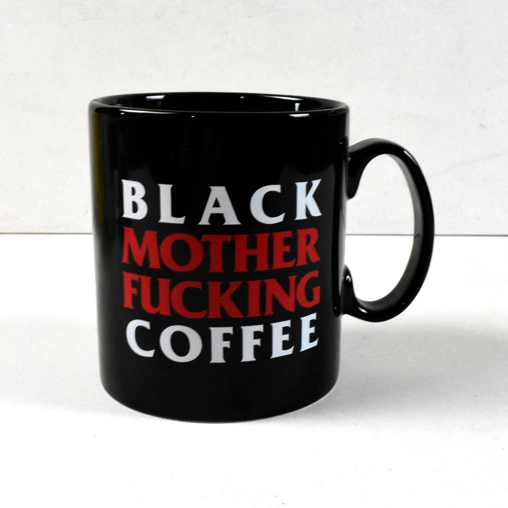 B.M.F.C - Mug - 10 oz - Dark Arts Coffee