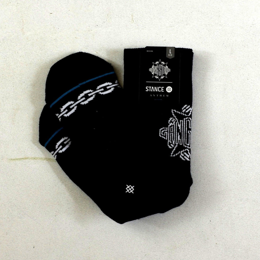 Stance Socks - Gangstarr - Black - Casual Socks