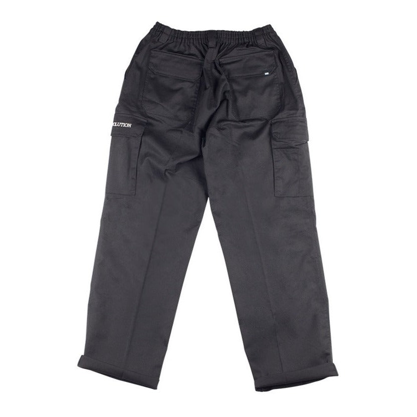 Sour Solution - Cargo pants - Black