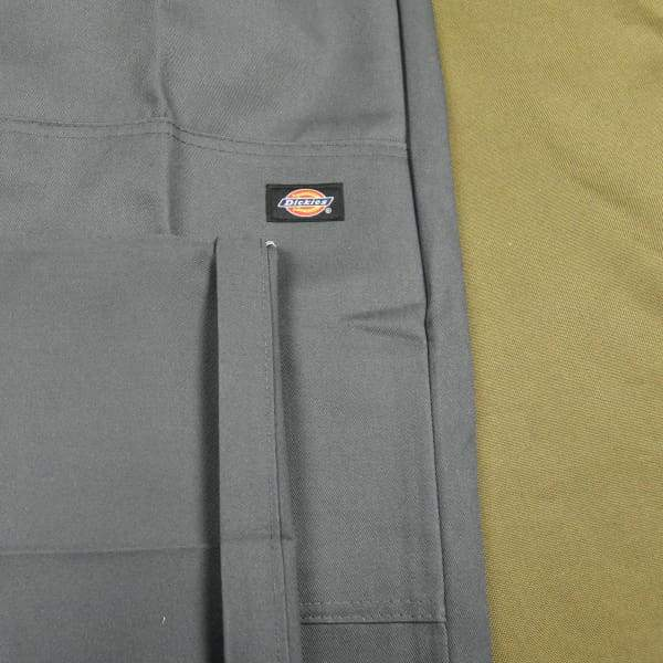 Dickies - 852 - Double Knee - Work Pant - Charcoal - Pants - Fast Shipping