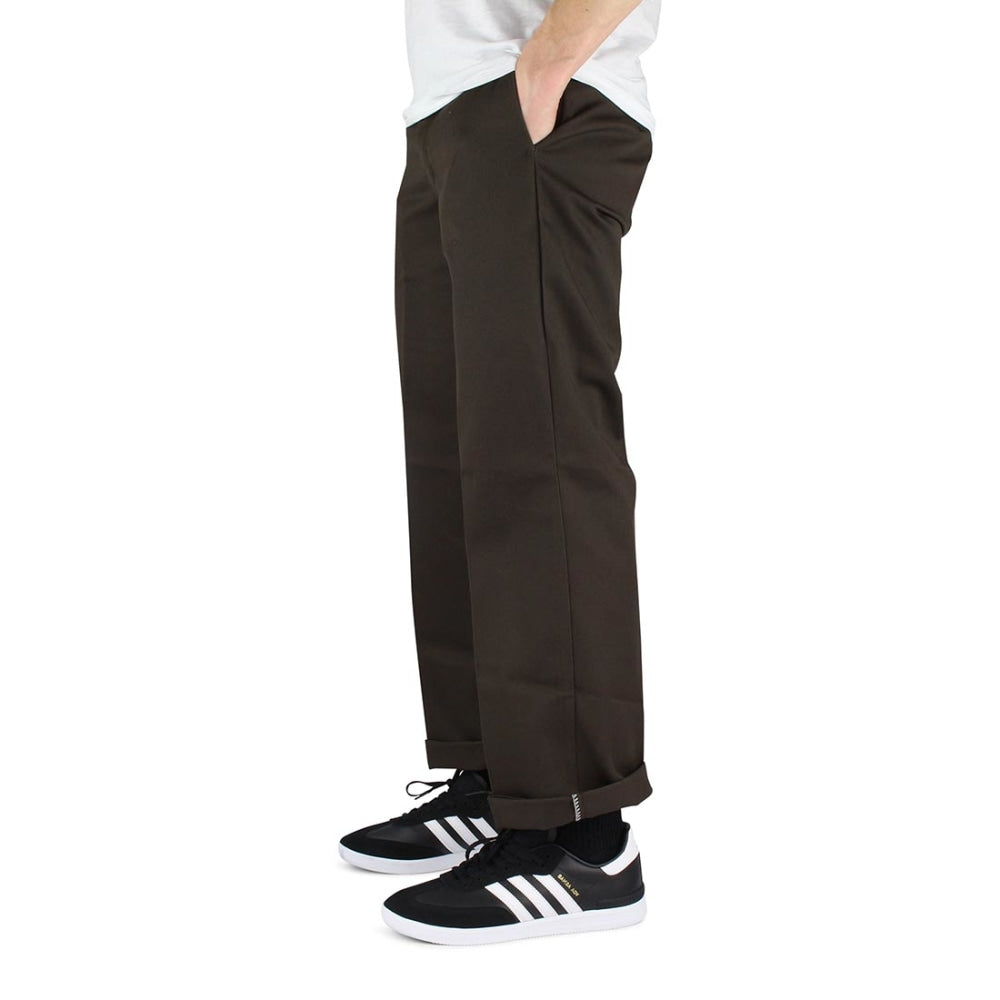 Dickies - 874 Work Pants - Chocolate Brown - Fast Shipping