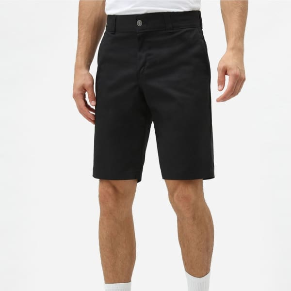Dickies - Industrial Work Short - Slim Fit - Black - Shorts - Fast Shipping
