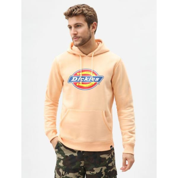 Dickies San Antonio Hoodie Peach Brulee - Apparel