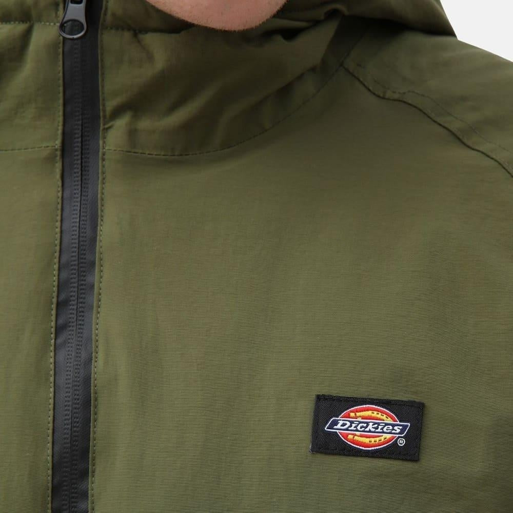 Dickies - Sarpy - Army Green - Flannel Lined - Waterproof Jacket - Jackets - Fast Shipping