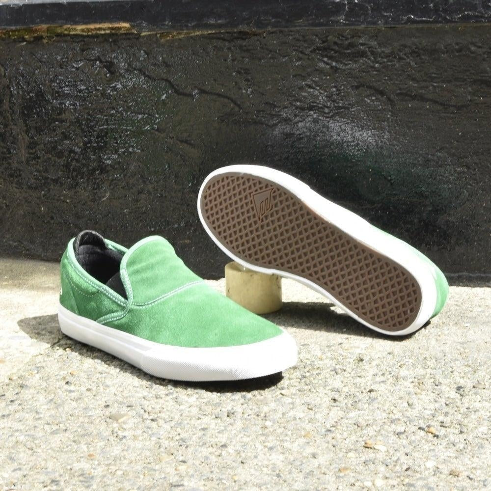 Emerica - Wino G6 - Slip on - Kelly Green - Footwear - Fast Shipping