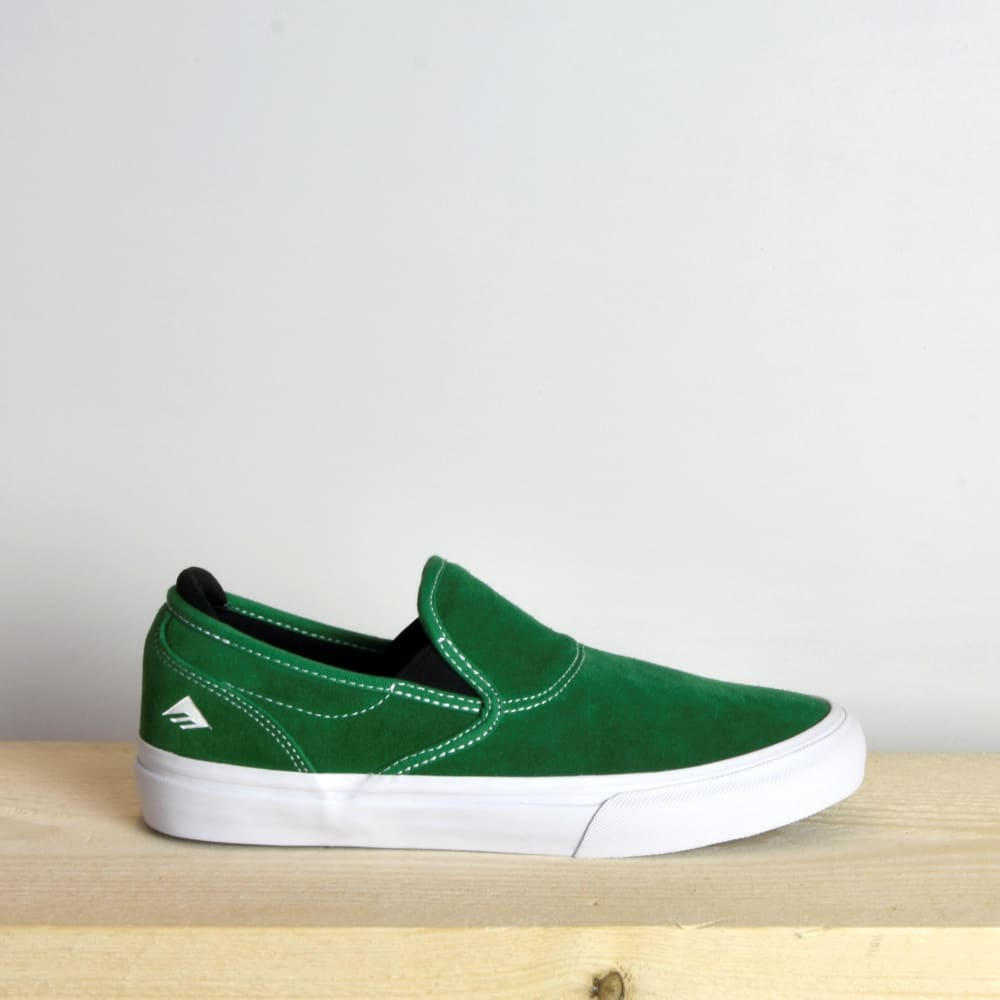 Emerica - Wino G6 - Slip on - Kelly Green - Grind Supply Co -[city]
