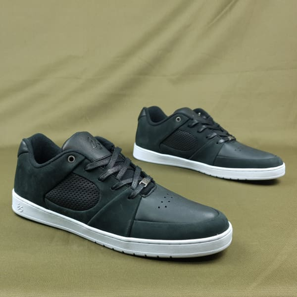 Es Accel Slim Lux Black White - Footwear - Fast Shipping