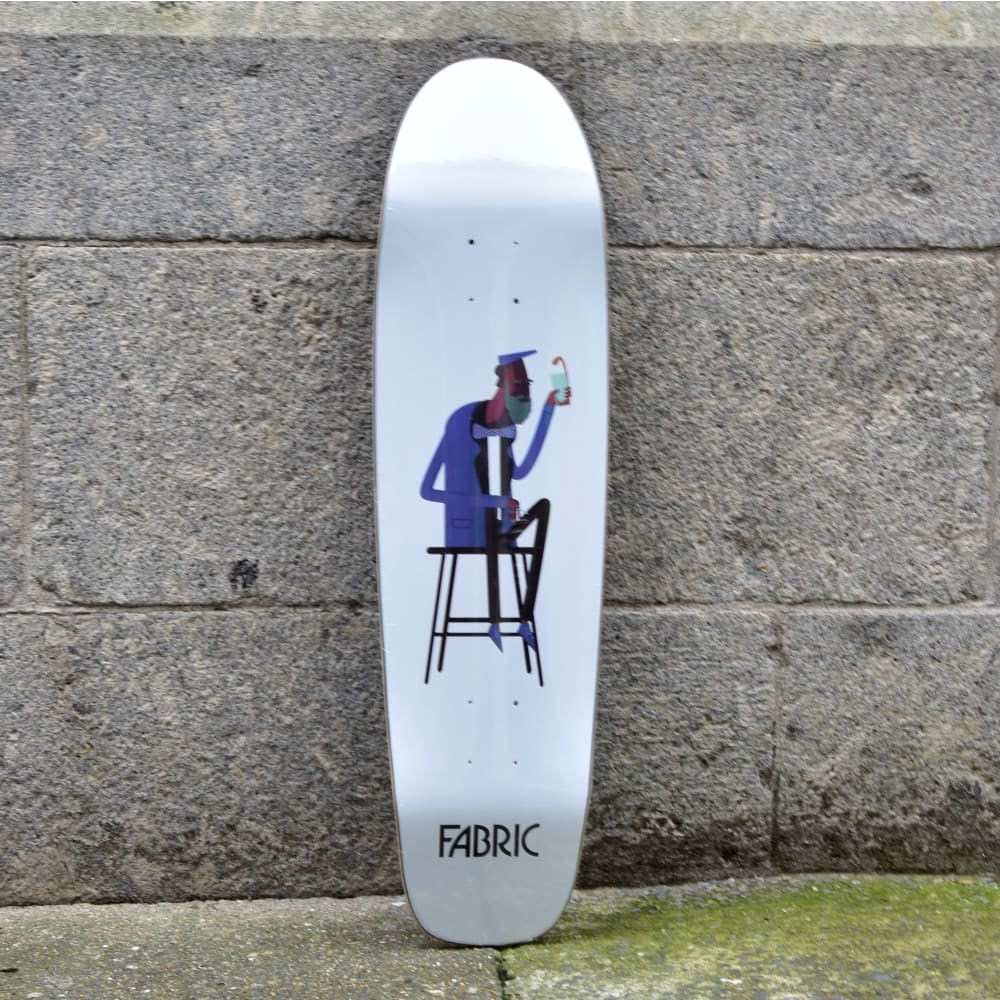 Fabric - Beers - Deck - 8.5 - Cruiser - Decks - Fast Shipping