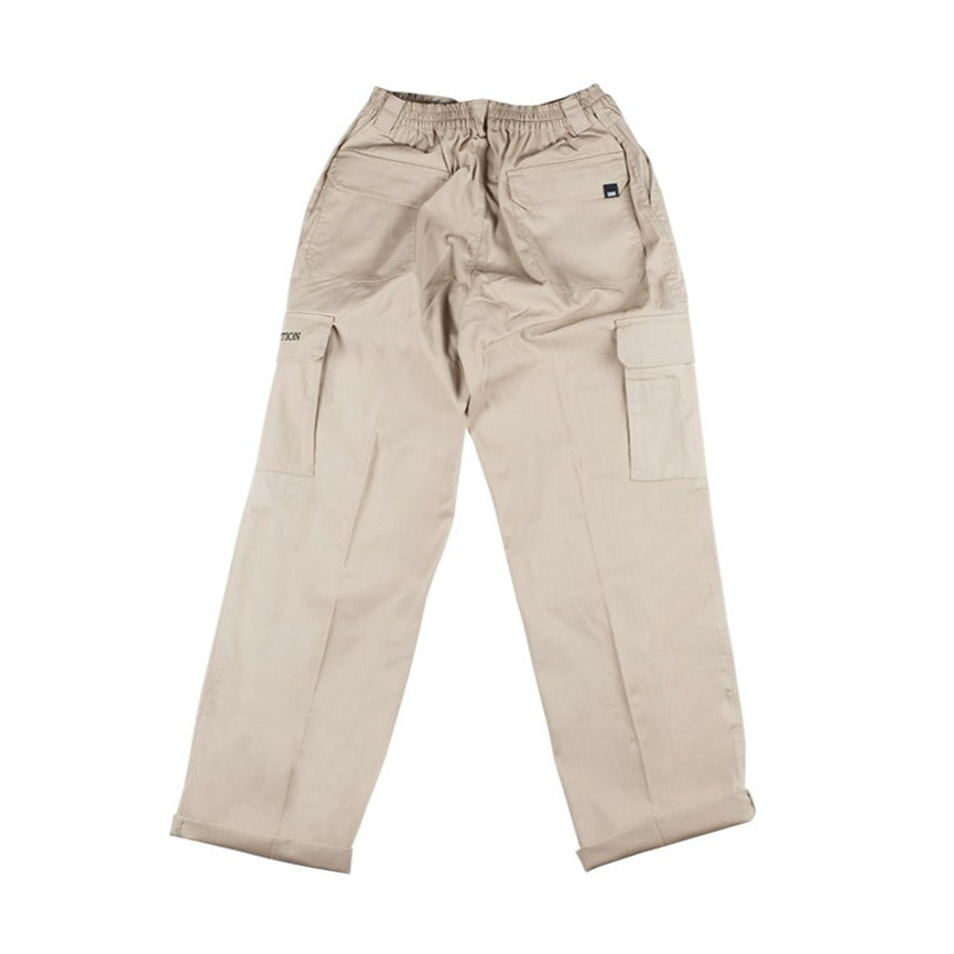 Sour Solution - Cargo pants - Concrete