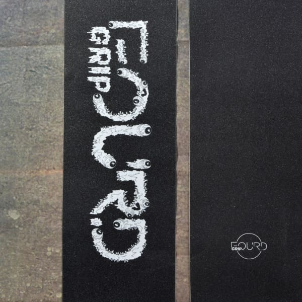 Four.d Grip Tape Sheets - Grind Supply Co -[city]