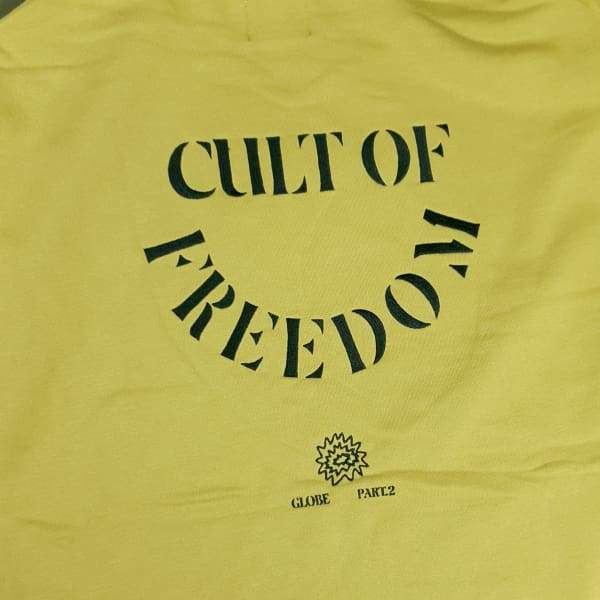 Globe Cult of Freedom Hoodie - Grind Supply Co -[city]