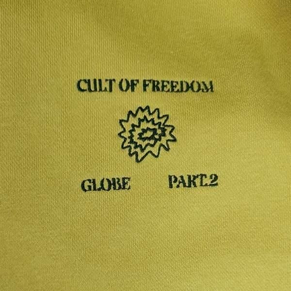 Globe Cult of Freedom Hoodie - Apparel - Fast Shipping