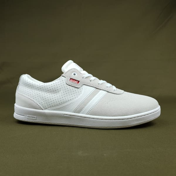 Globe Empire Skate Shoes White Paul Hart Pro Colour Way. - Footwear - Fast Shipping