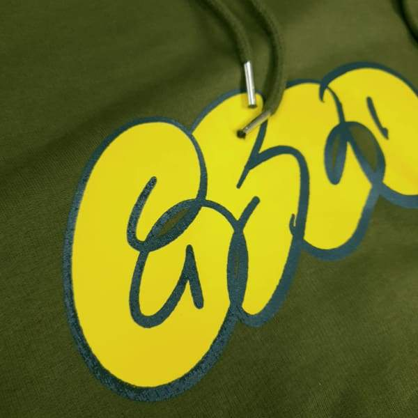 Grind Supply co Organic Dub Logo Hoodie - Grind Supply Co -[city]