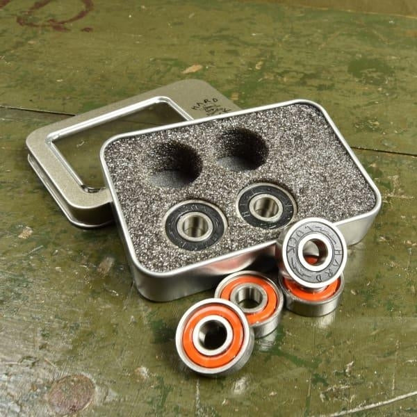 Hard Luck Mfg Great Times Ceramic Six Ball Speed Bearings - Hardware - Fast Shipping