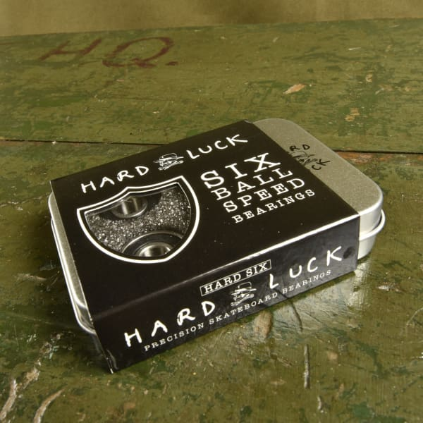 Hard Luck Mfg Six Ball Speed Bearings - Hardware - Fast Shipping