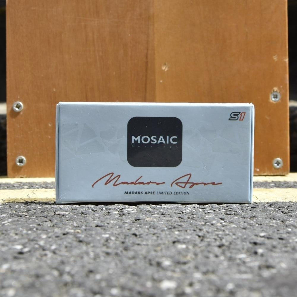 Mosaic - Madars Aspe - Pro Skateboard Bearings - Hardware - Fast Shipping