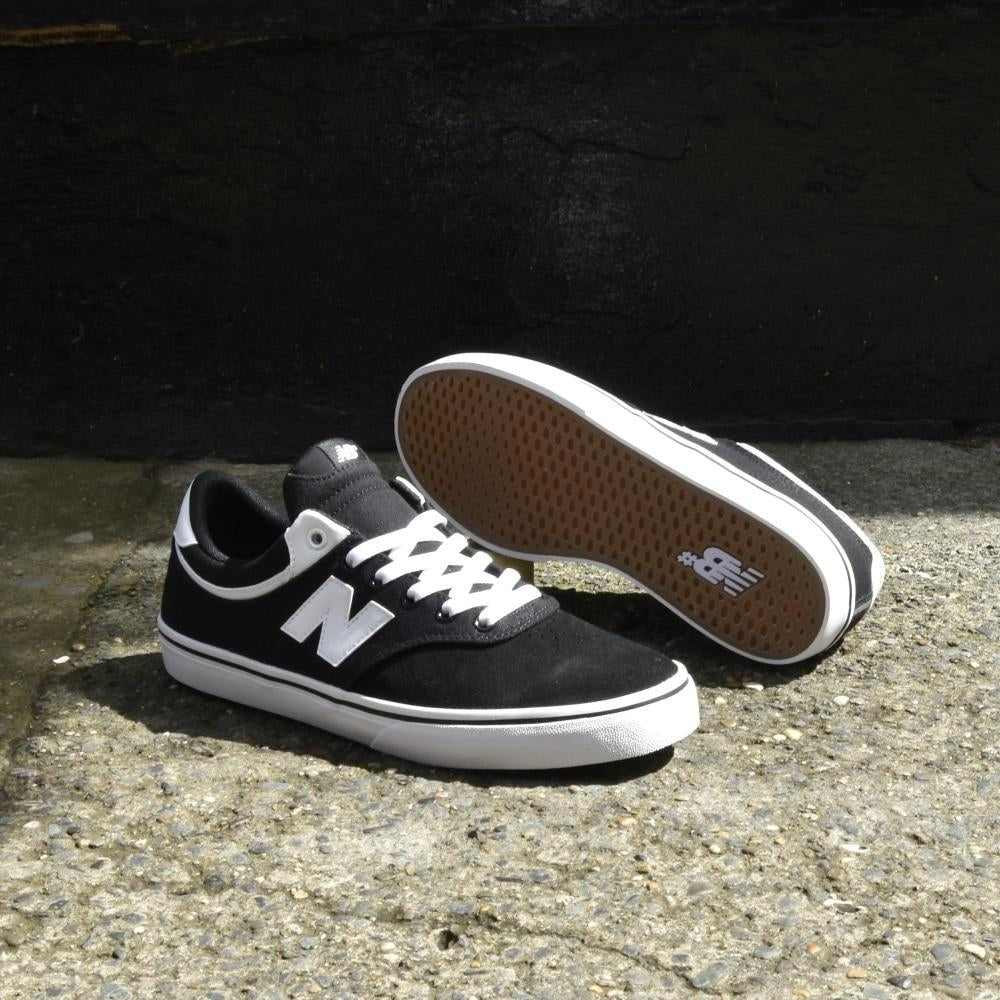 Nb Numeric - Nm 255 Bwb - Black/ White - Footwear - Fast Shipping
