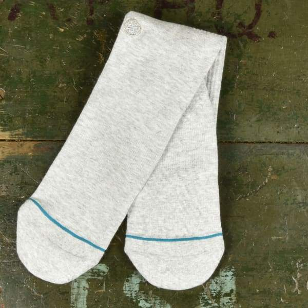 Stance Uncommom Solids Socks - Grey - Fast Shipping