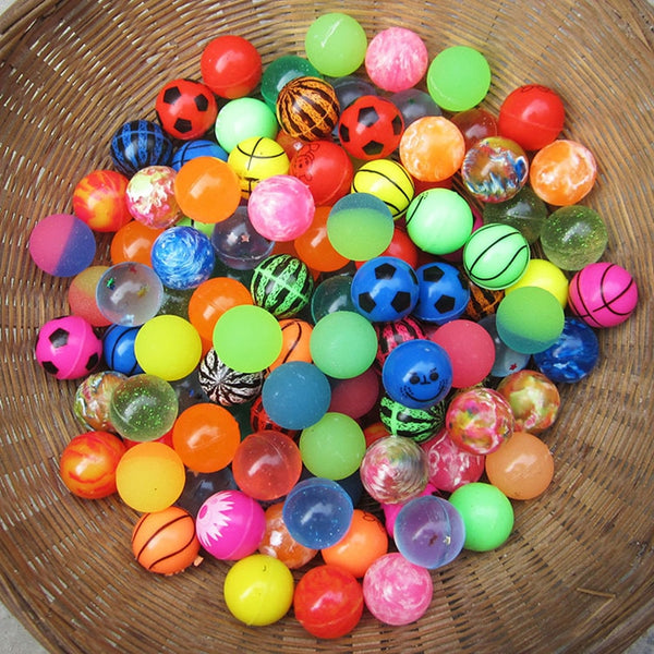 Funny toy balls mixed Bouncy Ball