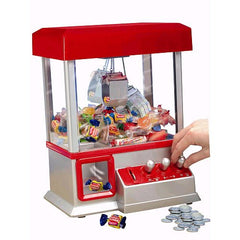 The Electronic Claw Game toy grab win candy