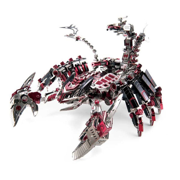Devils Scorpion 3D Metal Toy