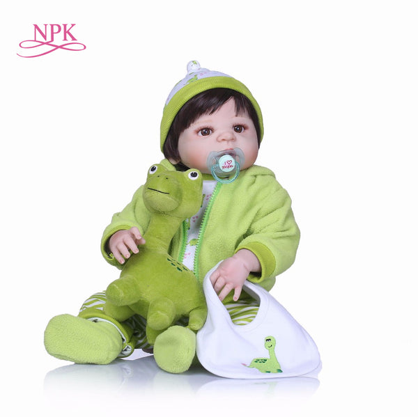 Lifelike full Silicone body Reborn Baby