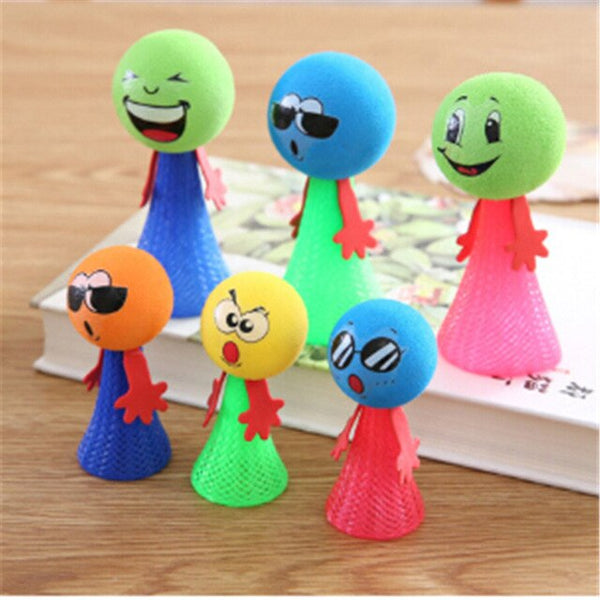 5Pcs/Pack Hip Hop Jumping Doll