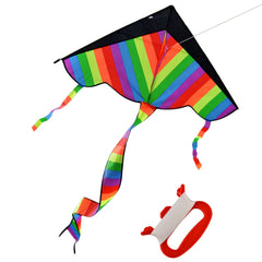 Foldable Outdoor Sky Dancer Toy Kite