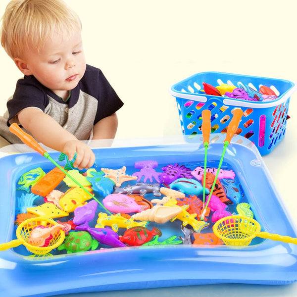 3D Fish Baby Bath Toys outdoor toy