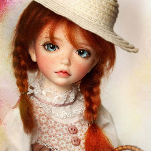 Doll Irene Lonnie KID IP 1/4 Fashion Cute Toys