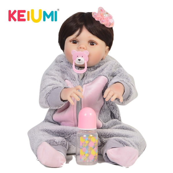 Elephant Girl Baby Doll Toy For Kids Christmas Gifts