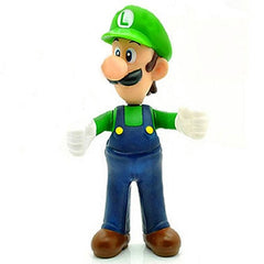 Mushroom PVC Action Figures Toys Model Dolls