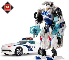 Deformation Robot Toy Action Figures Toys