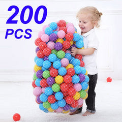200 Pcs/bag Plastic Ocean Ball